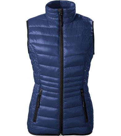 Malfini premium Everest Dámská vesta 55402 námořní modrá XXL