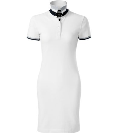Malfini premium Dress up Dámské šaty 27100 bílá XS