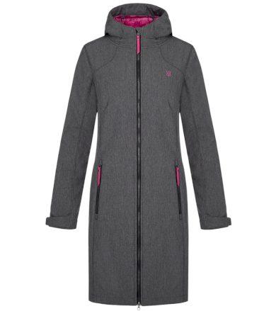 LOAP LYPIAMEL Dámský softshellový kabát SFW2013V24XJ Tap Shoe Melange / Pink XS