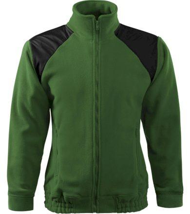 RIMECK Jacket Hi-Q 360 Unisex fleece bunda 50606 lahvově zelená S