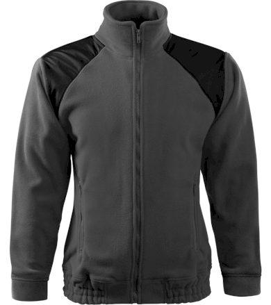 RIMECK Jacket Hi-Q 360 Unisex fleece bunda 50636 ocelová šedá S