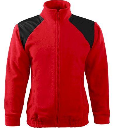 RIMECK Jacket Hi-Q 360 Unisex fleece bunda 50607 červená S