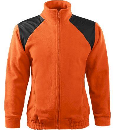 RIMECK Jacket Hi-Q 360 Unisex fleece bunda 50611 oranžová S