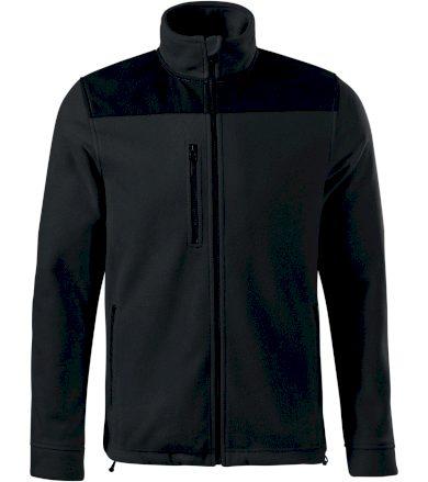 RIMECK Effect Uni fleece mikina 53001 černá S