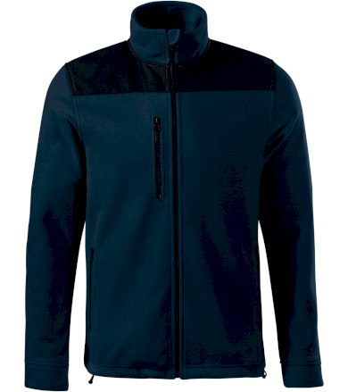 RIMECK Effect Uni fleece mikina 53002 námořní modrá S
