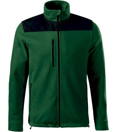 RIMECK Effect Uni fleece mikina 53006 lahvově zelená S