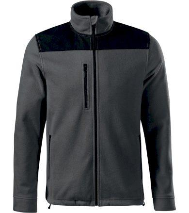 RIMECK Effect Uni fleece mikina 53036 ocelová šedá S