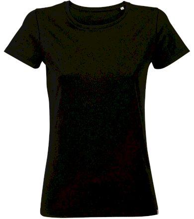 ATF Dámské triko LOLA 03273309 Deep black S