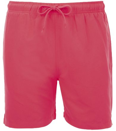 SOĽS Pánské koupací šortky SANDY 01689153 Neon coral L