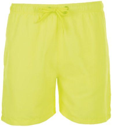 SOĽS Pánské koupací šortky SANDY 01689306 Neon yellow L