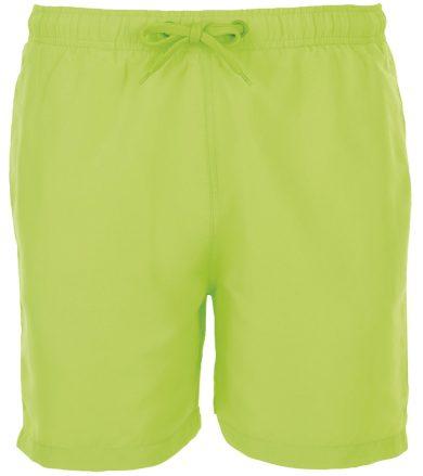 SOĽS Pánské koupací šortky SANDY 01689286 Neon green L