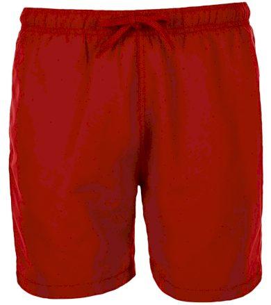 SOĽS Pánské koupací šortky SANDY 01689145 Red L