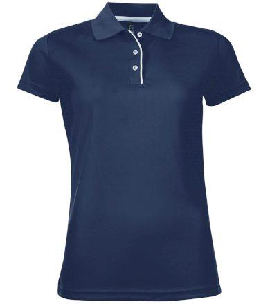 SOĽS Dámské funkční polo triko PERFORMER WOMEN 01179319 Námořní modrá L