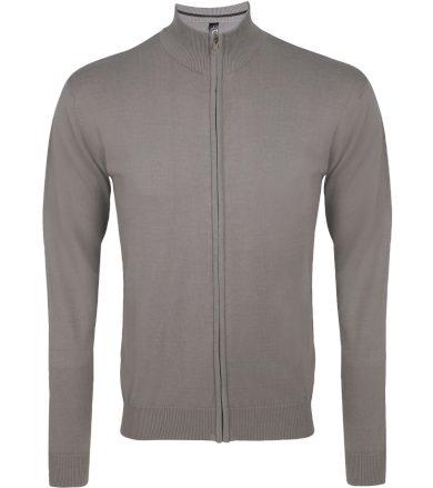 SOĽS Pánský svetr GORDON MEN 00548340 Medium grey 3XL