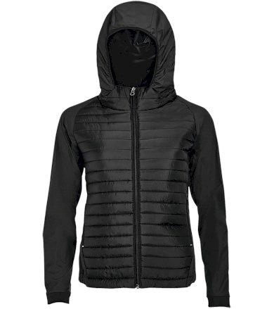 SOĽS Dámská sportovní péřová bunda NEW YORK WOMEN 01473312 Černá L