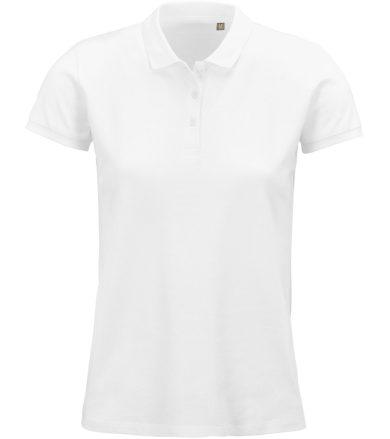 SOĽS Dámská polokošile PLANET WOMEN 03575102 Bílá XS