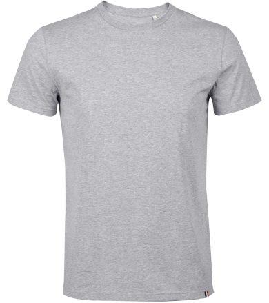 ATF Pánské triko LÉON 03272350 Grey melange S