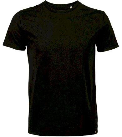 ATF Pánské triko LÉON 03272309 Deep black S