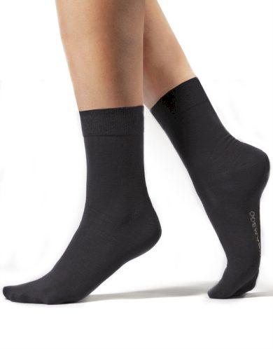 GINA Ponožky klasické 82003-MxC černá 35-38
