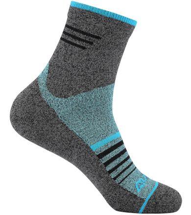 ALPINE PRO KAIRE Unisex ponožky USCT070697 brilliant blue S