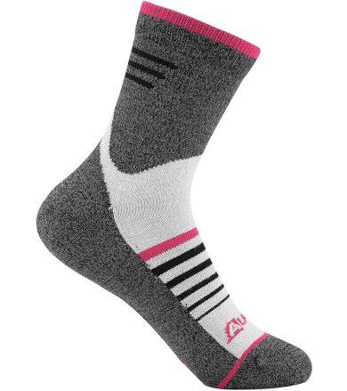 ALPINE PRO KAIRE Unisex ponožky USCT070810 růžová M