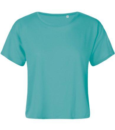 SOĽS Dámské triko MAEVA 01703237 Caribbean blue 0