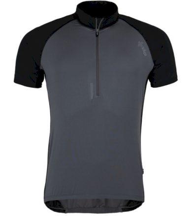 KILPI Pánský cyklistický dres CHASER-M GM0021KIDGY Tmavě šedá S