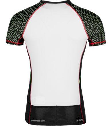 KILPI Pánské kompresní tričko COMBO-M IM0011KIWHT Bílá S