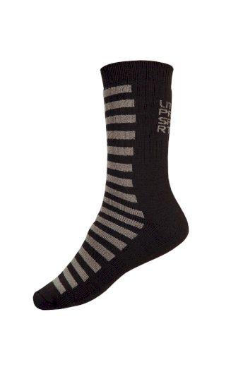 LITEX Termo ponožky. 99656117 tmavě šedá 24-25
