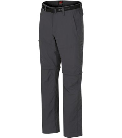 HANNAH Kim Pánské outdoorové kalhoty 118HH0033LP01 Dark shadow XXL