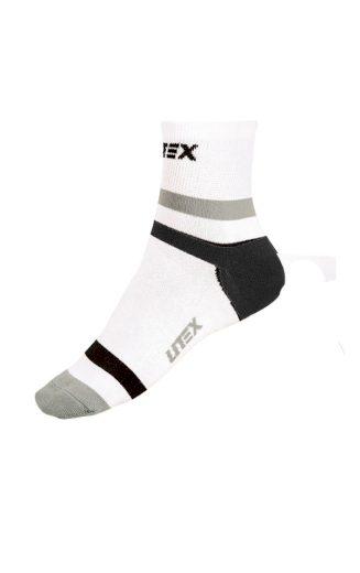 LITEX Sportovní ponožky. 99673114 tmavě šedé melé 26-27