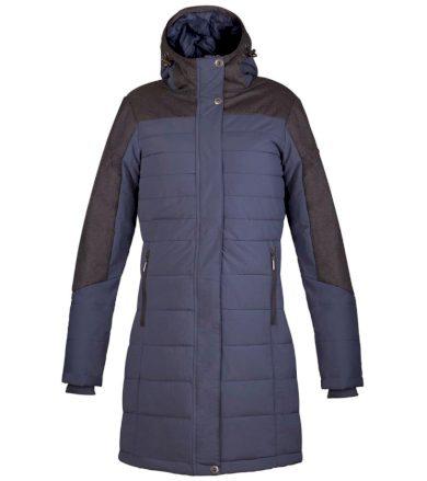 ALPINE PRO TESSA 2 Dámský kabát LCTM061672 Vintage indigo S