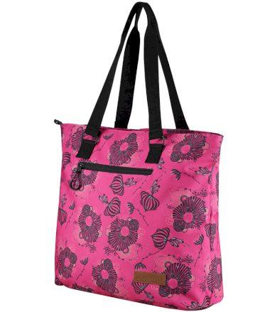 ALPINE PRO ROSE Dámská taška LBGN037415 Fuchsiová růžová UNI