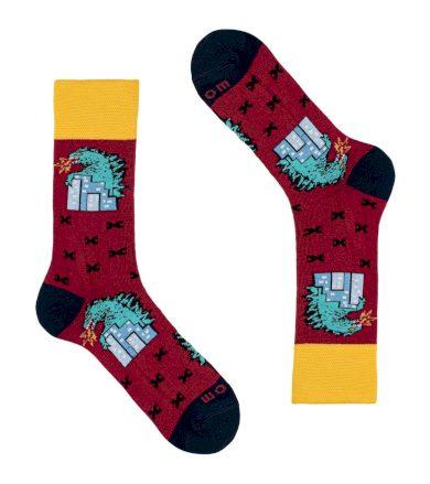 WOOX Ponožky Soccus Lacertus wx2015803 39-42