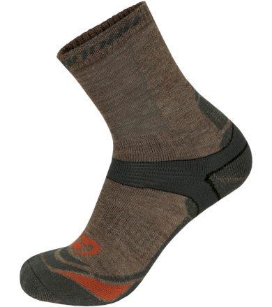 HANNAH Walk Outdoorové ponožky 118HH0373PT02 oxford tan M