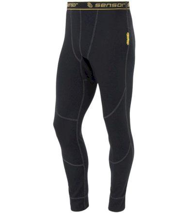 DOUBLE FACE Pánské funkční kalhoty 1003025 černá XXXL