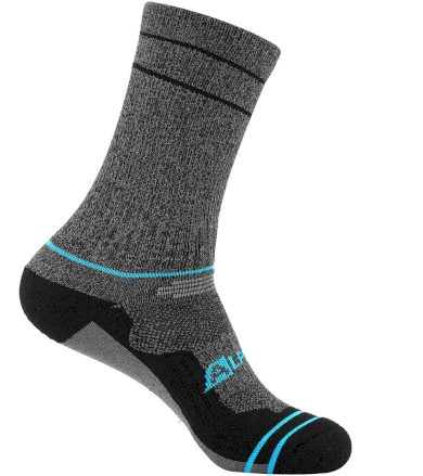ALPINE PRO BIOFE Unisex thermo ponožky USCT073697 brilliant blue M