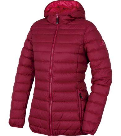 HANNAH Elisabeth Dámský péřový kabát 217HH0157HJ01 Beaujolais 34