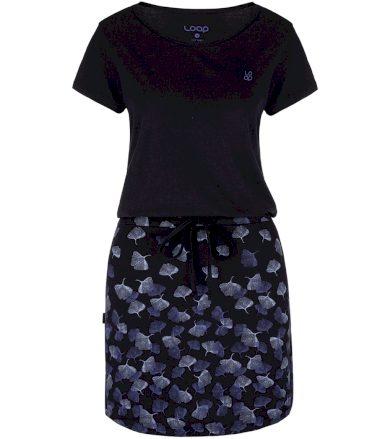 LOAP ASCALA Dámské šaty CLW2072M94L Night Sky | Blue M