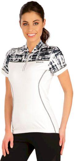 LITEX Cyklo tričko dámské 5A197100 Bílá S