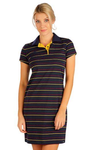 LITEX Šaty dámské s krátkým rukávem 5B301 S