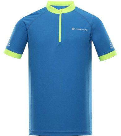 ALPINE PRO SORAN Pánské cyklo triko MTST351697 brilliant blue L