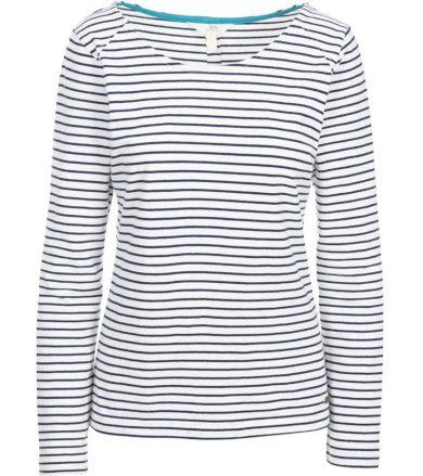 Trespass MOOMBA Dámské triko s dlouhým rukávem FATOLSTR0007-WHT WHITE XXL