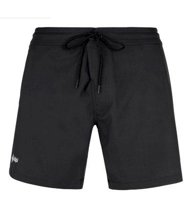 KILPI Pánské koupací šortky SANTED-M PM0097KIBLK Černá XS