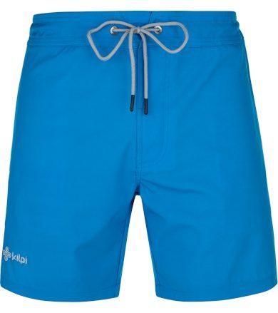 KILPI Pánské koupací šortky SANTED-M PM0097KIBLU Modrá XS
