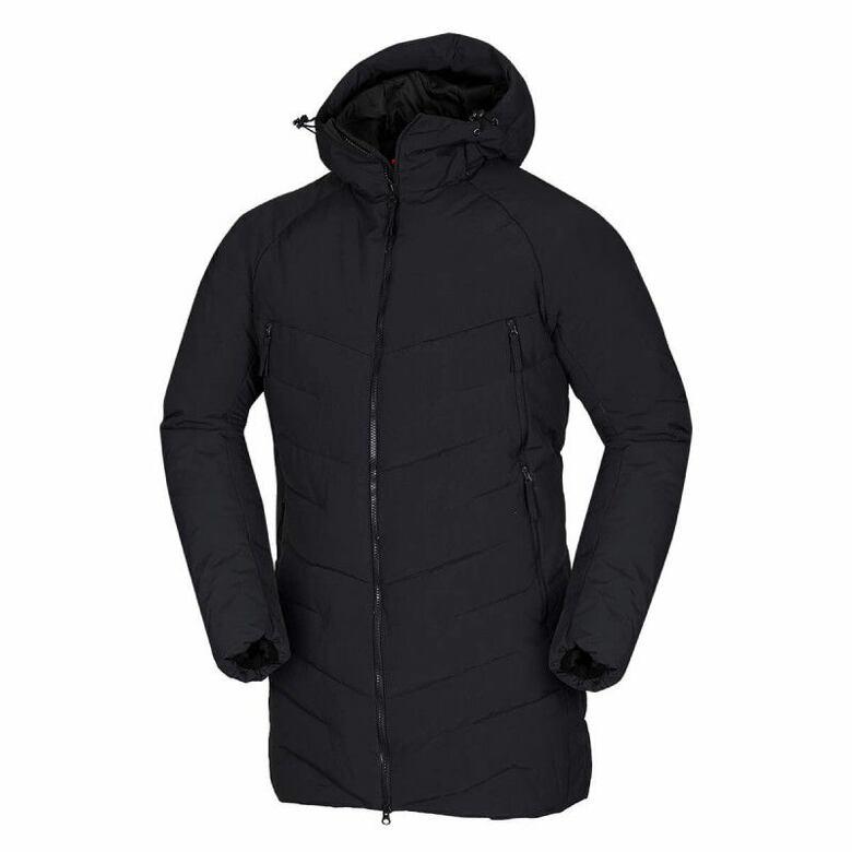 Pánský kabát NORTHFINDER VERISON 269 black black L