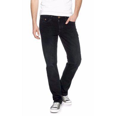 Pánské jeans HIS STANTON 9632 deep blue black deep blue black 32/36