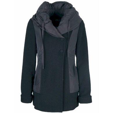 Dámský zimní kabát MARLENE ML DANA black black 44-46