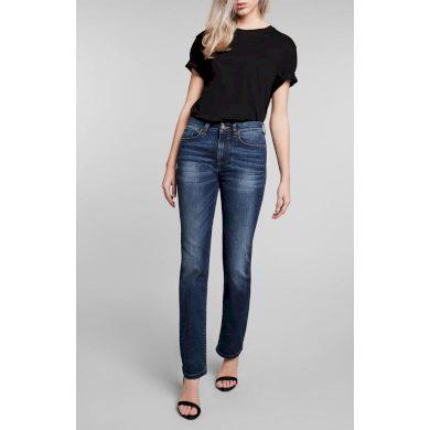 Dámské jeans HIS COLETTA 9382 advanced medium blue advanced medium blue 31/34