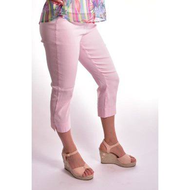 Dámské bermudy STEHMANN LOLI CAPRI 2018 cradle pink cradle pink velikost 36